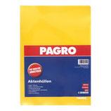 PAGRO Aktenhülle A4 160µ 10 Stück in diversen Farben
