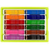 JOLLY Buntstifte Big Box X-Big 180 Stück mehrere Farben