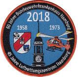 Jubiläumspatch 45 Jahre Luftrettungszentrum