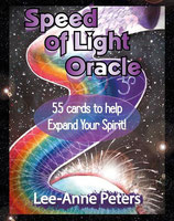 Speed of Light Oracle Cards