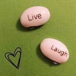 Live/    Laugh