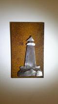 Wandbild Leuchtturm