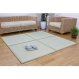 EASY JAPANESE TATAMI MAT STANDARD 4pcs SET