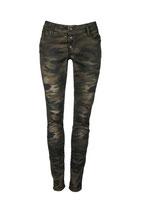 Jeans Helena 1 mimetico