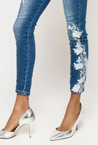 Jeans Z&Z 1545   Ricamo