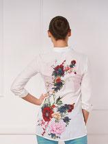 Camicietta Bianca con decoro su schiena