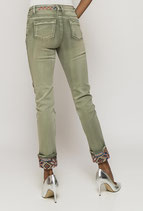Jeans Z&Z 2110 Verde/strass
