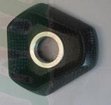 coperchio silenziatore carbonio