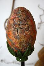 Keramik Beerenfrucht