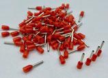 Aderendhülsen 100 Stück für 0,5mm2 Litze