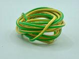LoDi-Kabel 0,75 mm2 grün-gelb