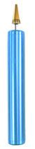 ■ニス塗りステック■■革のコバ塗り用■小丸・カーブ・穴(ブルー)