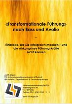 Skript - Transformationale Führung nach Bass und Avolio / 20.00 CHF