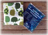 Hot-Coldpack Schildkröten grün