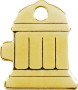 Brass Fire Hydrant
