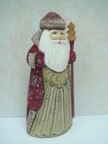 Дед Мороз(резной)