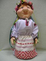 "Кукла-бар ""Украинка"""