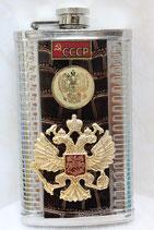 Фляжка средняя Герб России