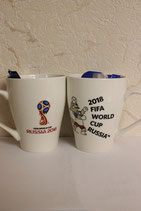 Кружка Забивака 0,40 л FIFA 2018