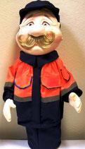 Кукла бар Строитель