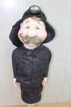"""Кукла-бар """"Шахтер"""""""