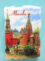 """Магнит """"Москва"""" керамический"""