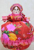 "Кукла на чайник ""Розочка"""