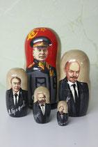 """Матрешка """"Сталин"""""""