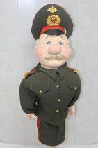 Кукла бар Полковник армейский