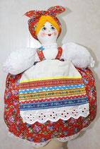 """Кукла на чайник """"Дуняша"""""""