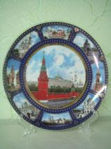 Тарелка сувенирная 20-22
