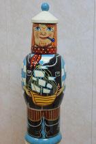 Футляр для бутылки (0,5л) Моряк