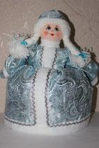 "Кукла на чайник ""Снегурочка"""