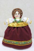 """Кукла на чайник """"Матрена"""""""