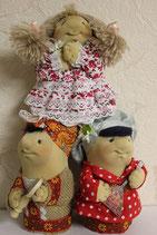 "Кукла-шкатулка ""Мила"" малая"
