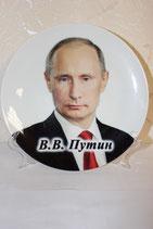 Тарелка сувенирная Путин