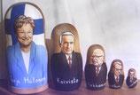 """Матрешка """"Финляндия"""""""