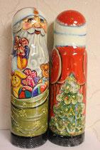 Футляр для бутылки (0,7л) Дед Мороз