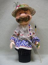 Кукла бар Рыбак