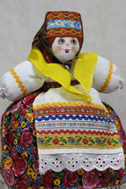 "Кукла на чайник ""Семеновна"""