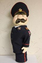 Кукла бар Полицейский