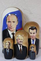 """Матрешка """"Путин"""""""