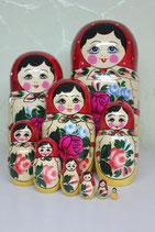 Матрешка Семеновская 10 мест