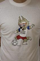 Футболка белая FIFA 2018