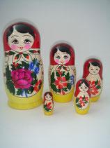 Матрешка 5 мест Семеновская