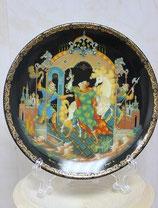 Тарелка сувенирная 10-27