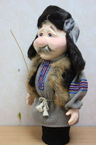Кукла бар Рыбачок-зимний