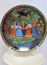 Тарелка сувенирная 10-9