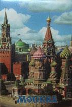 """Магнит """"Виды Москвы"""" в ассортименте"""