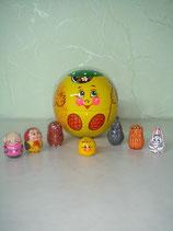 """Театр пальчиковый  шар """"Колобок"""""""